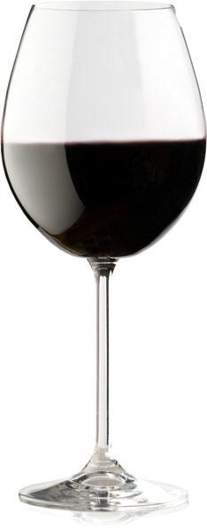 כוס יין אדום יקב זאוברמן
